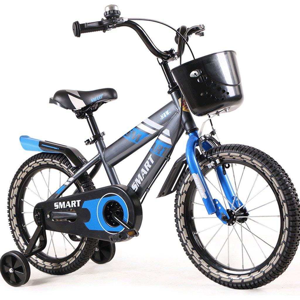 【予約】 DGF B07FH83WXH 子供の自転車バイクバイク2-12歳の男の子1ベイビーサイクリング 18 DGF inches inches Blue B07FH83WXH, ホンドシ:40eaca7f --- arianechie.dominiotemporario.com