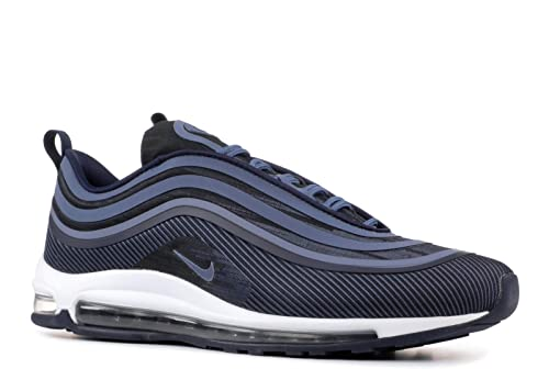 36915170bc01d Nike Men's Air Max 97 UL 17, Obsidian/DIFFUSED Blue/White