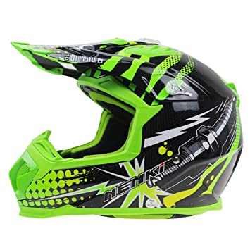 Nenki Premium off-road Fox Racing cascos moto casco Moto Casque Scooters Motocross casco 3