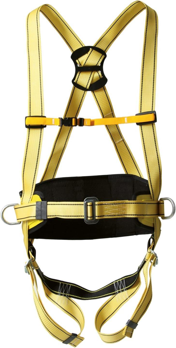 Safetop 80069 - Kenia. arnés basico con cinturon faja 3 ptos. ancl ...
