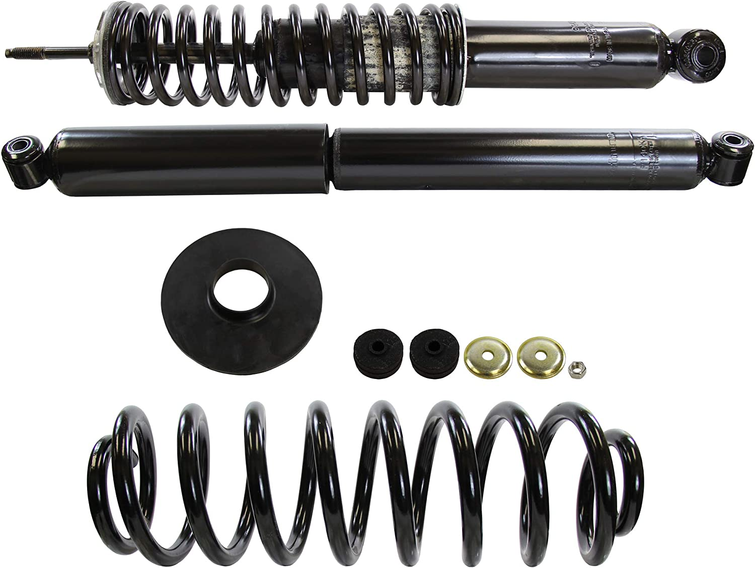 Monroe Shocks /& Struts Monroe 90010C1 Air Spring to Coil Spring Conversion Kit