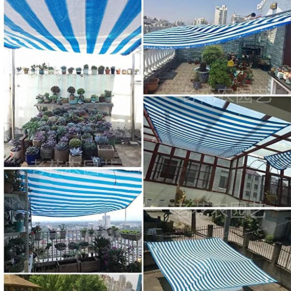 MTG Tela de sombra para uso solar multiusos al aire libre Tela de ...