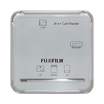 Fujifilm 28 in 1 media card reader amazon camera photo fujifilm 28 in 1 media card reader publicscrutiny Image collections