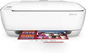 HP DeskJet 3634 Compact All-in-One Wireless Printer with Mobile Printing, HP Instant Ink or Amazon Dash replenishment readyy (K4T93A)