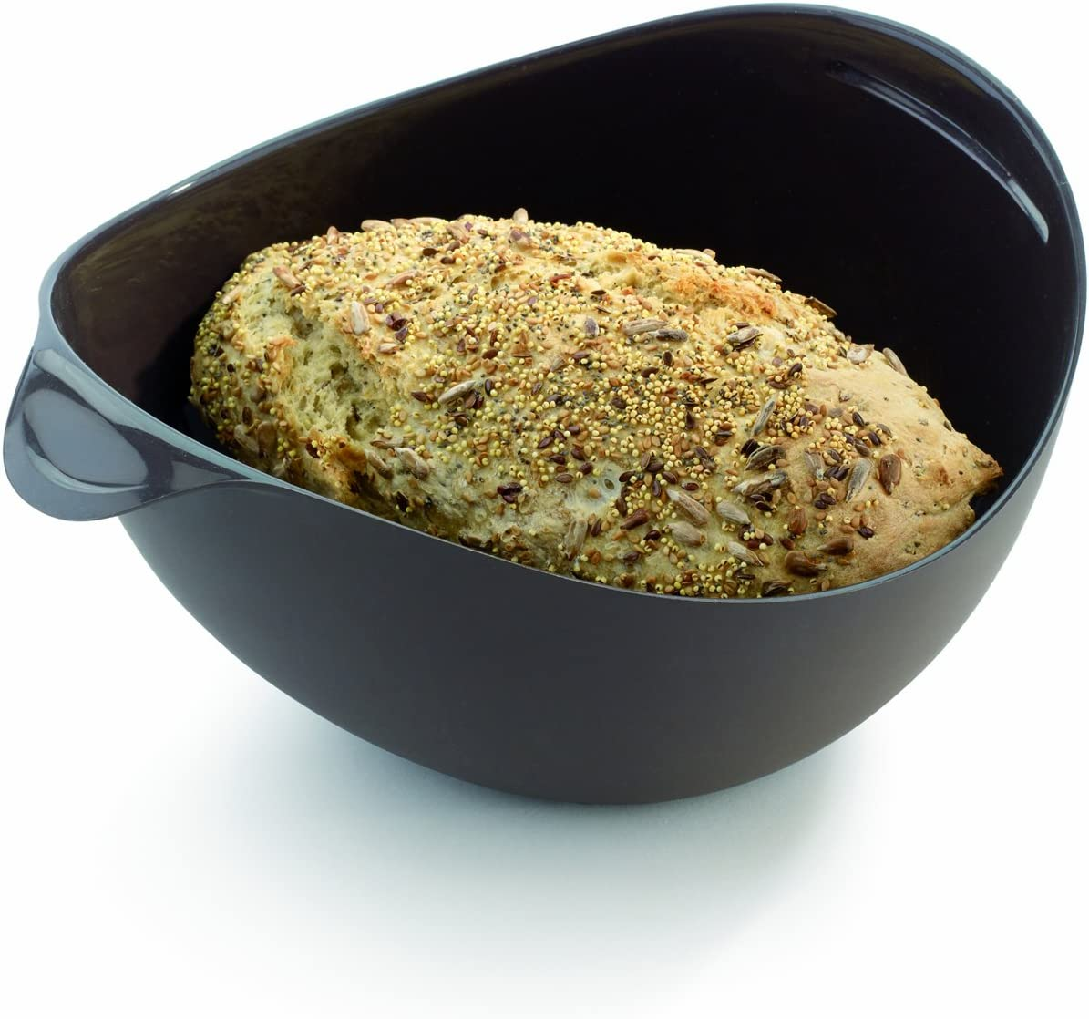 Superior Lekue Mini Breadmaker Brown Popular brand in the world Silicone