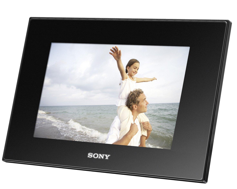 Sony DPF-D72N/B Bilderrahmen 7 Zoll schwarz: Amazon.de: Kamera