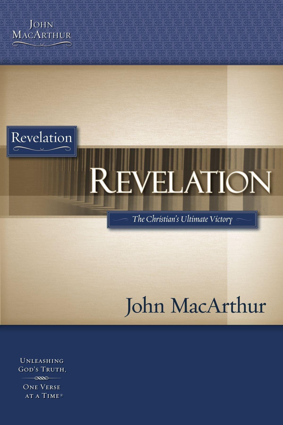 Revelation MacArthur Bible Studies John