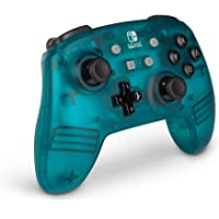 PowerA 1510913-01 Enhanced Wireless Controller for Nintendo Switch (Teal Frost)