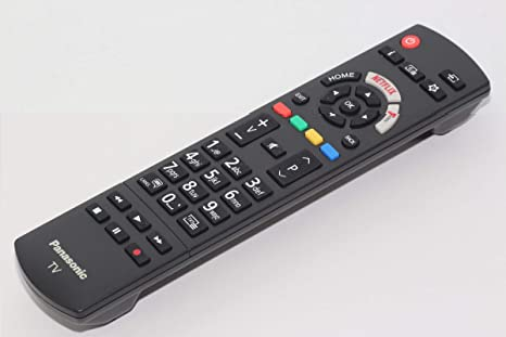 Panasonic RC42129 30100900 - Mando a Distancia para televisor con botón Netflix: Amazon.es: Electrónica