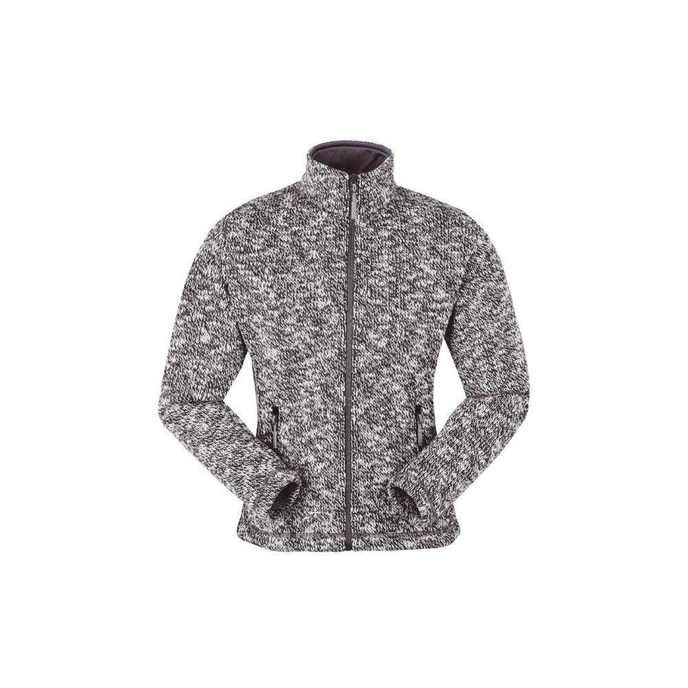 Mammut Strickjacke Iceland Women´s Jacket black melange