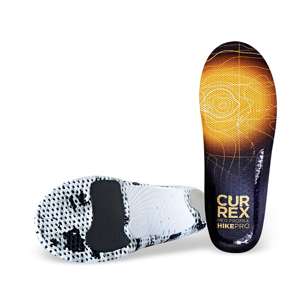 RunPro Insoles – Mediumアーチプロファイル – ヨーロッパのLeadingインソールfor Running &ウォーキング、by CurrexSole (FootDisc) Men's 10.5-12/Women's 12-13.5 B07BYB7WB3