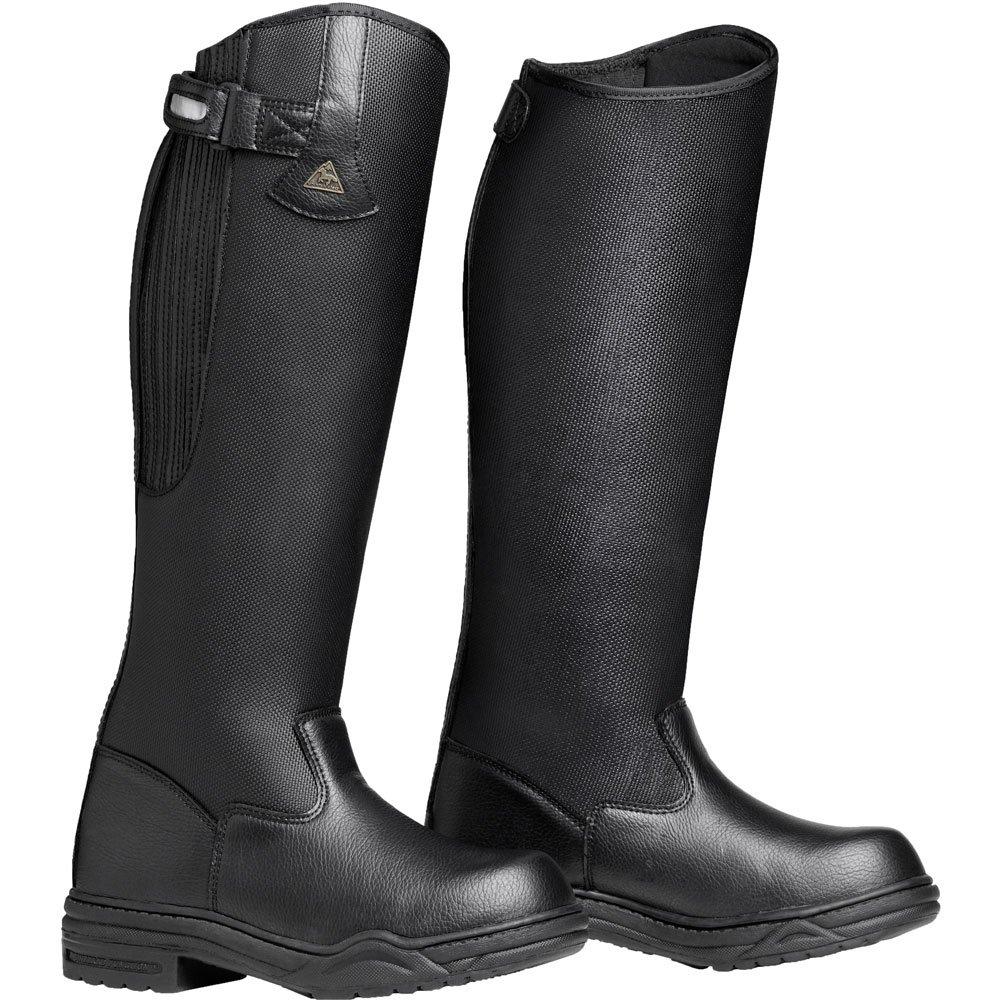 Mountain Horse Ladies Rimfrost Tall boot 9 ブラック B002KR1IRK