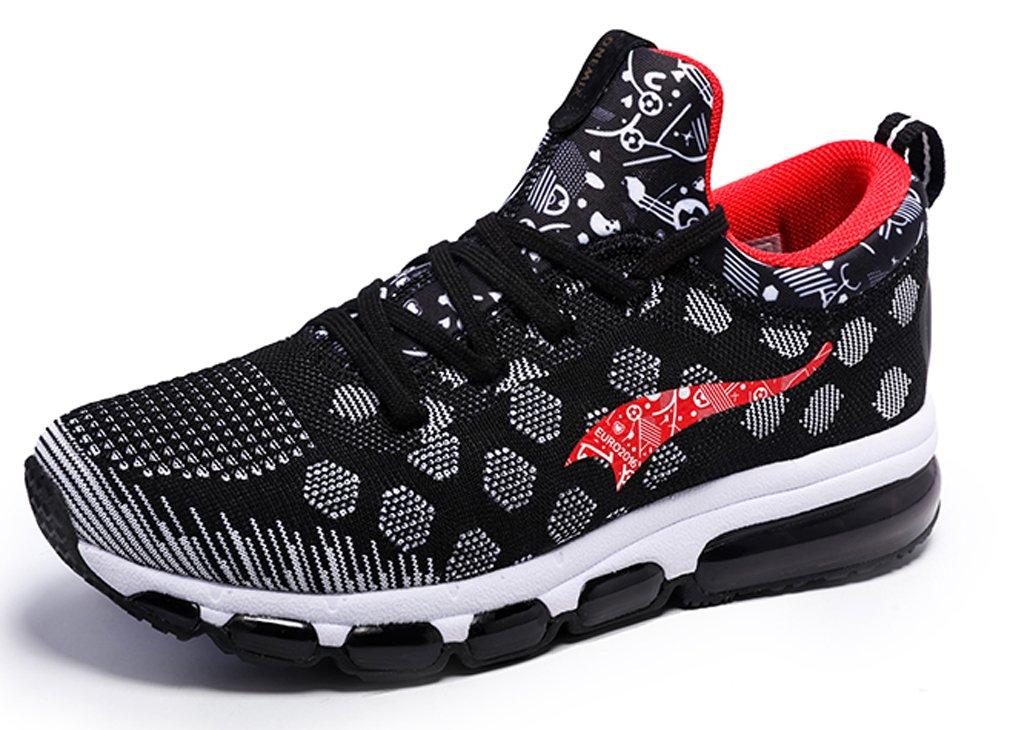ONEMIX Zapatillas de Running de Competición de Material Sintético Adultos Unisex 42.5 EU|Negro