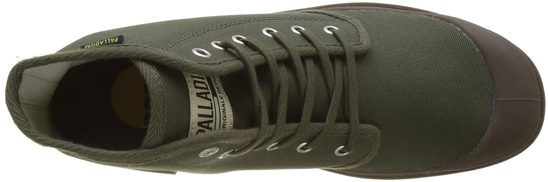 Palladium Unisex-Erwachsene Pampa Hi Originale Hohe Grün Sneaker, grün, 47 EU Grün Hohe (Olive Night/Black K65) 80ba40