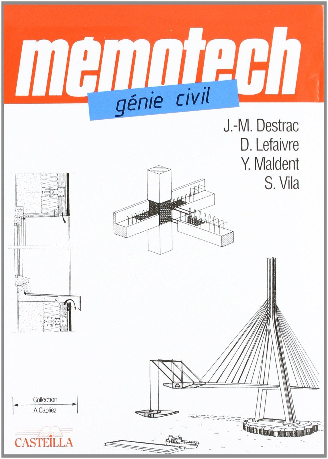 mémotech génie civil pdf gratuit