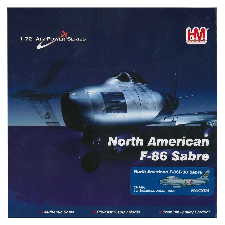 HOBBY MASTER 1 72 Air Self-Defense Force F86F-30 Sabre 52-7401 (Giappone import   Il pacchetto e il manuale sono scritte in giapponese)