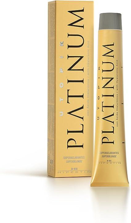 Hipertin Utopik Platinum 12/21 Tinte Permanente - 60 ml ...