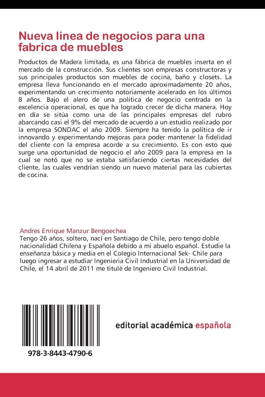 Muebles Cival Ltda - Buy Nueva Linea De Negocios Para Una Fabrica De Muebles Book [mjhdah]http://www.bnm.me.gov.ar/giga1/documentos/19000475/0000/19000475_0012-00.jpg