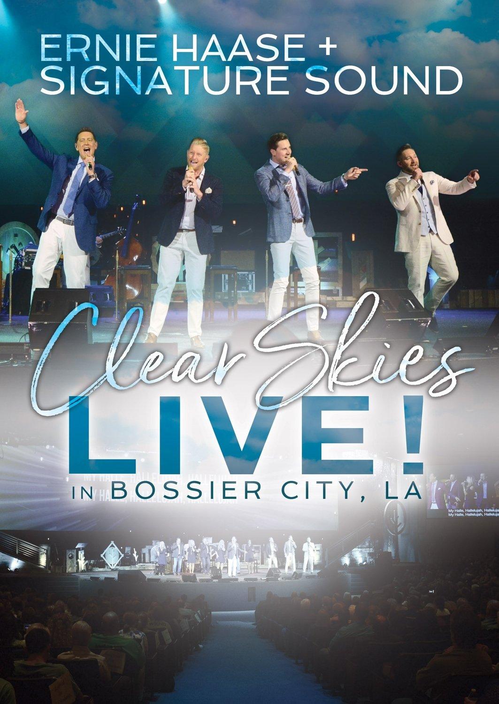 DVD : Clear Skies Live (DVD)