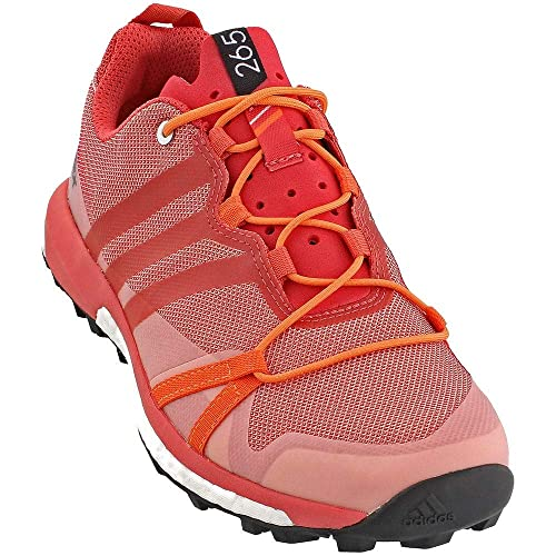 adidas Women's Terrex Agravic Trail Running Shoe,Tactile PinkTactile PinkEasy