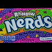 Wonka Nerds Gift Box - Birthday Party American Retro Candy Sweets N14: Amazon.es: Alimentación y bebidas