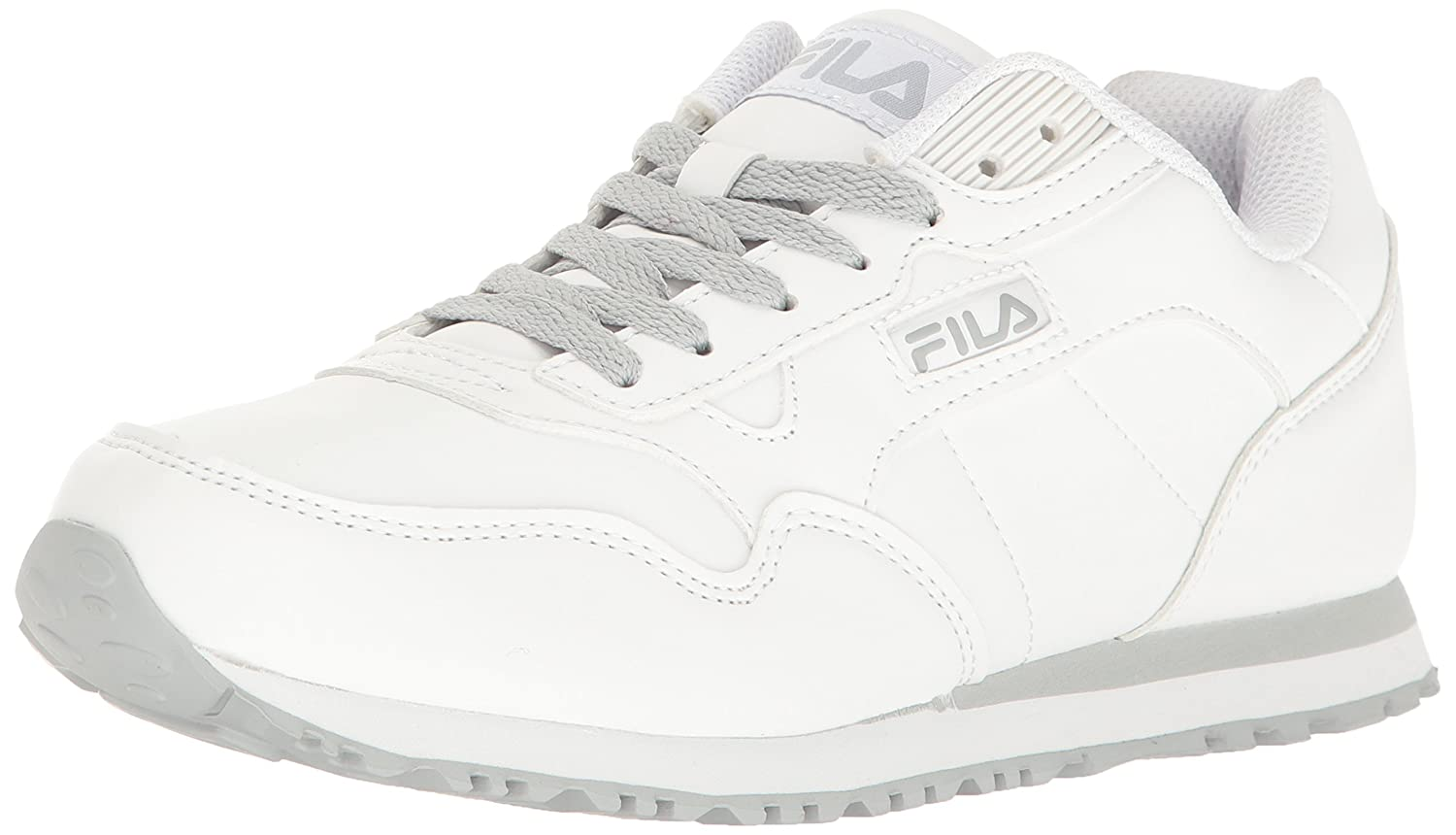 Fila Women's Cress Walking Shoe B06WWGGWC7 6 B(M) US|White/Highrise