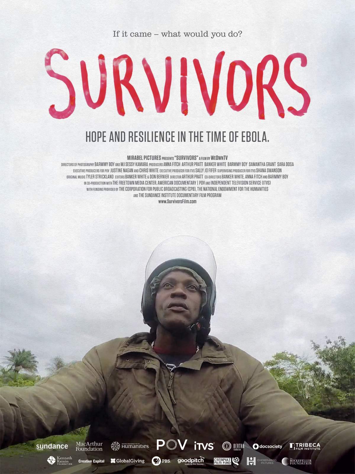 Survivors on Amazon Prime Video UK