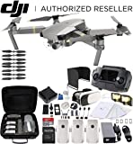 DJI Mavic Pro Platinum Collapsible Quadcopter EVERYTHING YOU NEED Ultimate Bundle