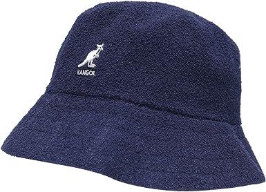 Kangol Hombre Boucle Sombrero De Pescador Azul Marino L/XL: Amazon ...