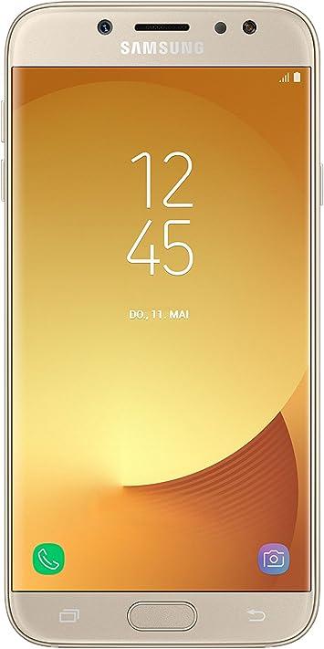 Samsung Galaxy J7 2017, Smartphone libre (5.5, 3GB RAM, 16GB ...