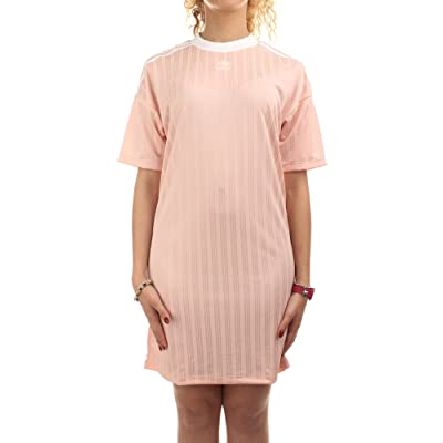 adidas Maglia Maglietta T-Shirt Donna Rosa CE5589-PINK