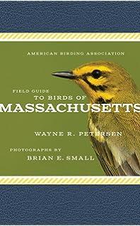 Birds of massachusetts field guide by stan tekiela.