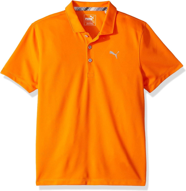 PUMA Golf 2019 Boy's Polo: Clothing
