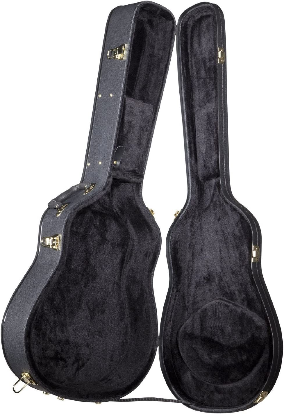 【 並行輸入品 】 Yamaha (ヤマハ) HC-AG1 Hardshell Acoustic ギターケース