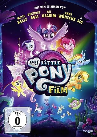 amazon com my little pony der film jayson thiessen movies tv