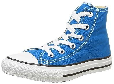 Converse Haute Sneakers Garçon Bleu, 31 Bleu Bleu Achat
