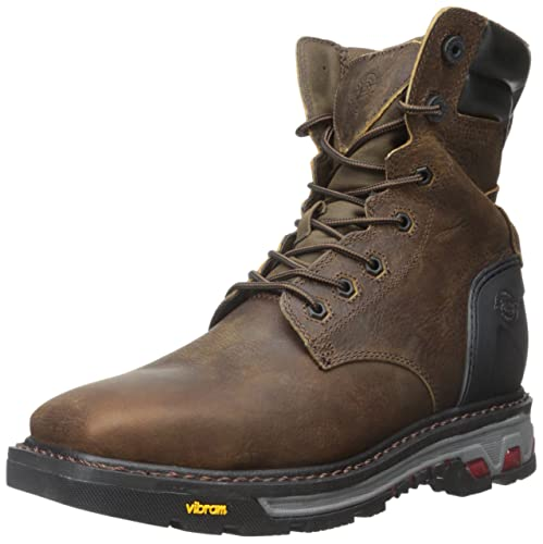 Justin Boots - Commander X-5 Lacer Wk201-h Hombres: Amazon.es ...
