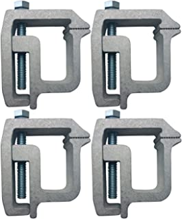 Tite-Lok Tl-2002 Truck Cap Topper Mounting Cl& (4 Pack)  sc 1 st  Amazon.com & Amazon.com: Carefree 902801 Canopy Clamp: Automotive