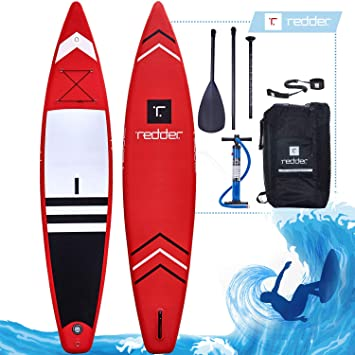"redder Tablas Paddle Surf Hinchables Nova Doble Capa Turismo 126"" Tabla Stand Up"