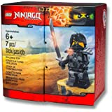 LEGO Ninjago 5004393 Stone Armour Cole Brand new sealed promotion box