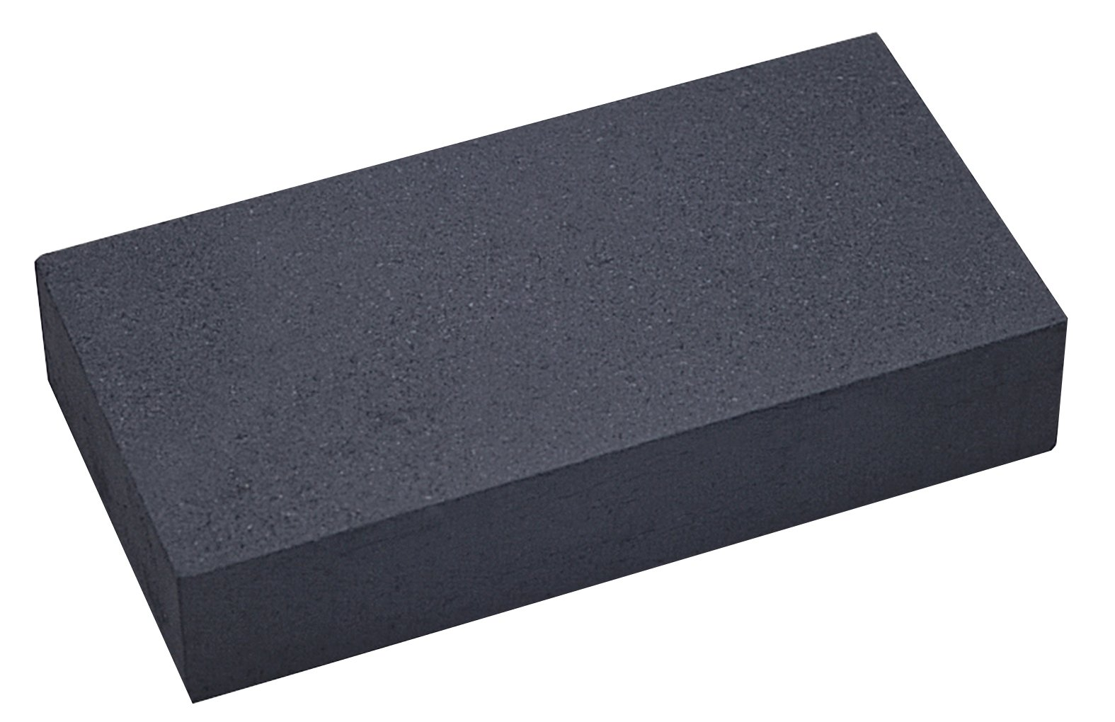 Hard Charcoal Block - 5-1/2'' x 2-3/4'' x 1-1/4'' Heat-Reflective Jewelry Making Repair Soldering Work Surface Tool