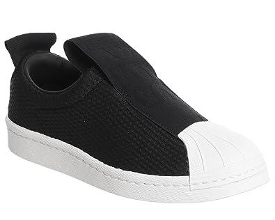 adidas Damen By9137 Fitnessschuhe Schwarz