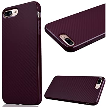coque bordeaux iphone 7 plus