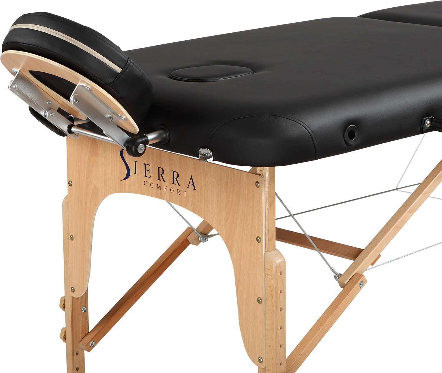 Sierra Comfort All-Inclusive Portable Massage Table by SierraComfort (Image #4)