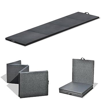 Amazon.com: purenity 2 X8 ejercicio plegable gimnasio ...
