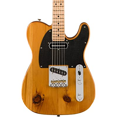 2017 Limited Edition American Pro Pine Telecaster Natural