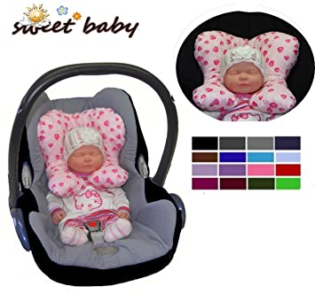 Sweet Baby Maxi Softy Infant Insert With Detachable Head Newborn