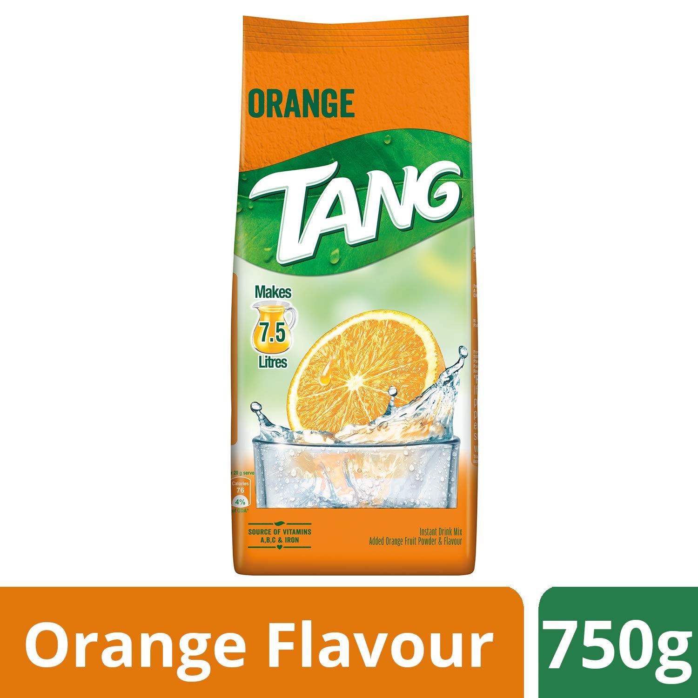 Tang Orange Instant Drink Mix, 750g