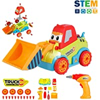 Lukat Take Apart Toy Construction Truck