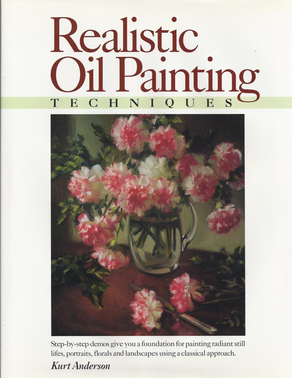 Buy Realistic Oil Painting Techniques Book Online at Low Prices in India |  Realistic Oil Painting Techniques Reviews & Ratings - Amazon.in
